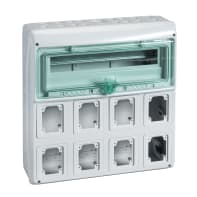 Quadro elettrico vuoto 1 modulo IP65 SCHNEIDER