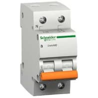 Interruttore magnetotermico SCHNEIDER 16A 1 modulo