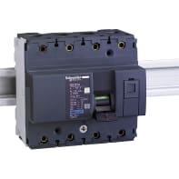 Interruttore magnetotermico SCHNEIDER ELECTRIC 100A 4 moduli