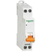 Interruttore magnetotermico 16A 1 modulo