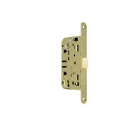 Serratura a incasso patent per porta per interni, entrata 5 cm, interasse 90 mm