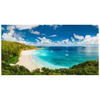 Quadro su tela Spiaggia 145x75 cm