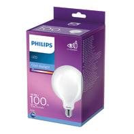 Lampadina LED, LEDGL100CDLP, E27, Globo, Opaco, Luce fredda, 23W=3452LM (equiv 200 W), 200° , PHILIPS