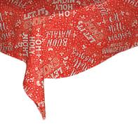 Tovaglia  240 x 140 cm rosso