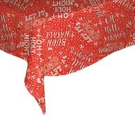 Tovaglia  180 x 140 cm rosso