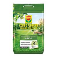 Concime per il prato granulare COMPO Floranid 5 Kg