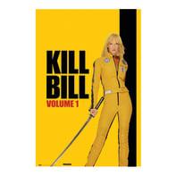 Poster Poster 61x91,5 Kill Bill 61x91.5 cm