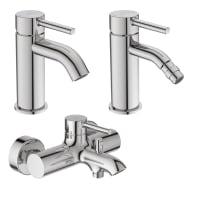 Set rubinetti kolva Cromato