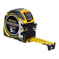 Flessometro pieghevole STANLEY Flessometro FATMAX Autolock 5m plastica 5 m