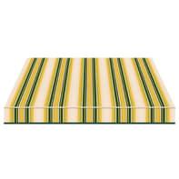 Tenda da sole a caduta con bracci TEMPOTEST PARA' 3 x 2.5 m verde Cod. 5100/67
