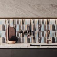 Rivestimento Valmalenco Style 30x60 Rettificato 30 x 60 cm sp. 8 mm grigio