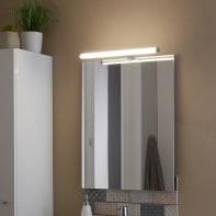 Applique moderno Solar con kit multi attacco LED integrato , in plastica, 50.0x50.0 cm, INSPIRE