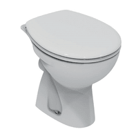 Vaso wc a pavimento miky new CERAMICA DOLOMITE