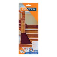 Cuneo per pomiciatura per legno DEXTER 115 x 280000 x 280 mm