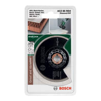 Disco diamantato BOSCH ACZ85RD4  Ø 85 mm