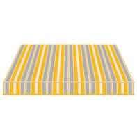 Tenda da sole a bracci estensibili TEMPOTEST PARA' L 3 x H 2 m Cod. 294 azzurro, giallo, avorio