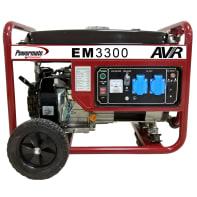 Generatore di corrente POWERMATE EM 3300 3000 W