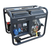 Generatore di corrente HYUNDAI 65211 5300 W