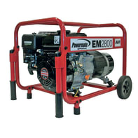 Generatore di corrente POWERMATE PR252SXI000 2800 W