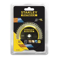 Lama per sega circolare STANLEY FATMAX HSS da 44 denti 89mm 10mm foro Ø 85 mm