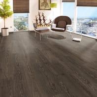 Pavimento laminato Black Sp 12 mm grigio / argento