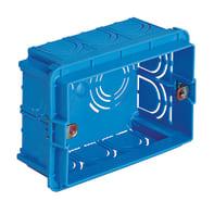 Scatola di derivazione rettangolare 0TV71303 3 moduli 15 pezzi
