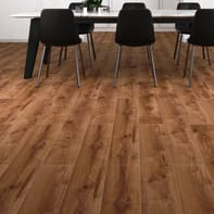 Pavimento laminato Prieska Sp 12 mm marrone