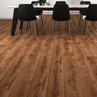 Pavimento laminato Prieska Sp 12 mm marrone