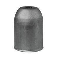 Portalampada E27 grigio