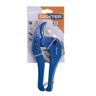 Tagliatubo a cricchetto DEXTER per pex e multistrato Ø 1-42 mm