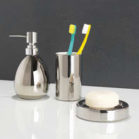Dispenser sapone Legend cromo