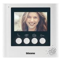 Monitor ricevitore per videocitofono con fili BTicino DIY