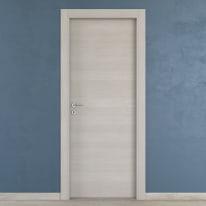 Porta da interno battente One ecrù 60 x H 210 cm reversibile