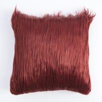 Cuscino Bridget rosso retro tinta unita 40 x 40 cm