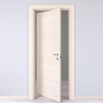 Porta da interno rototraslante Lucad Graf Matrix 80 x H 210 cm sx
