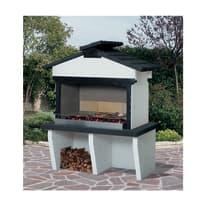 Barbecue in muratura Minerva