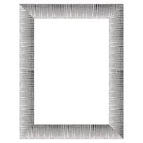 Cornice Soho argento 21 x 29,7 cm