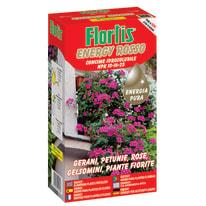 Concime per piante fiorite Energy rosso Flortis 1000 g
