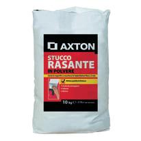 Stucco in polvere Axton Rasante liscio bianco 10 kg