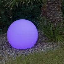 Lampioncino Buly RGBW solar