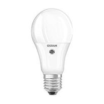 Lampadina LED Osram E27 =60W goccia luce calda 240°