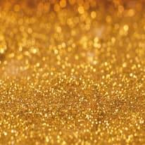 Smalto spray Gliitter Rustolium dorato brillante 400 ml