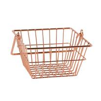 Porta oggetti Jasmine Copper rame