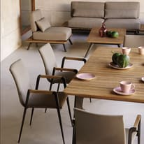 Set tavolo e sedie Moscow prezzi e offerte online   Leroy Merlin