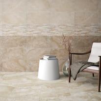 Piastrella Cipriani 30,3 x 61,3 cm grigio, beige