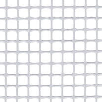 Rete Quadra 10 H 1 x L 3 m bianco
