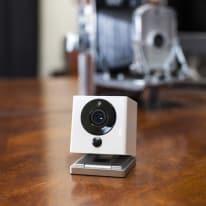 Telecamera wireless da interno fissa con visione notturna iSmartAlarm Spot+
