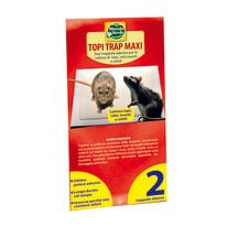 Trappola adesiva Topi Trap Maxi Mondo Verde 2 pezzi