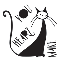 Words Up M Love and Cats