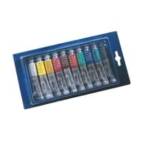 Confezione da 10 colori a olio Maimeri
